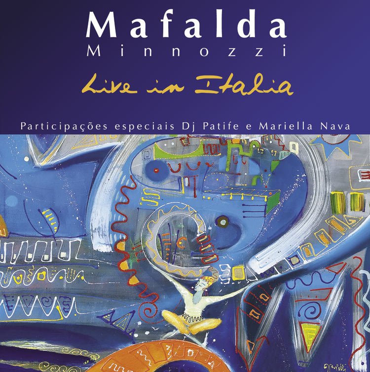cd Live In Italia - Mafalda Minnozzi